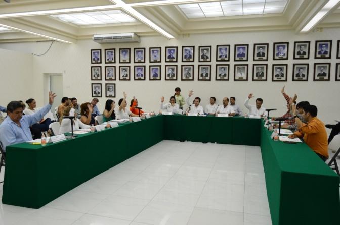 Regidores de Centro autorizan al alcalde solicitar 30 mdp a Banobras para obras sociales