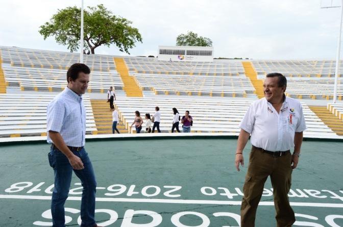 Reviven El Parque La Choca y la Diana Cazadora
