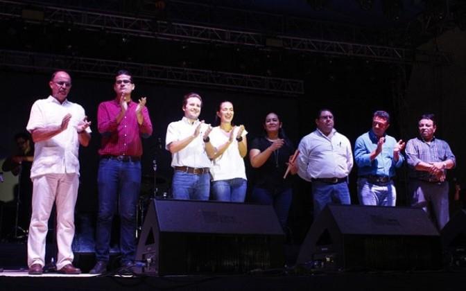 """Exitosa celebración a """"100 años de tu nombre"""" Villahermosa"""