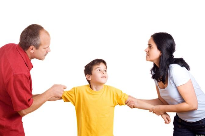 Qué hacer si me estoy divorciando y tengo hijos