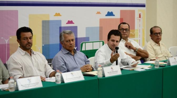 Hay que devolverle a Centro su liderazgo: Gerardo Gaudiano