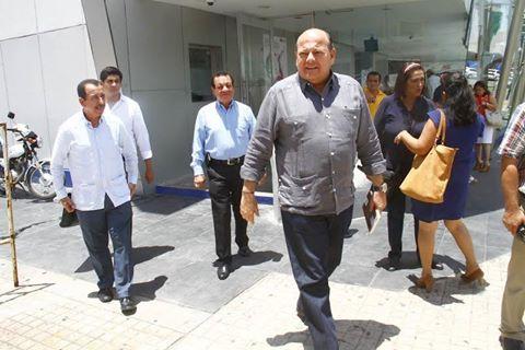 """""""Hoy no me voy"""": Raúl Ojeda"""