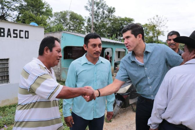 Diputados de PVEM quieren 3 de 3 en Tabasco