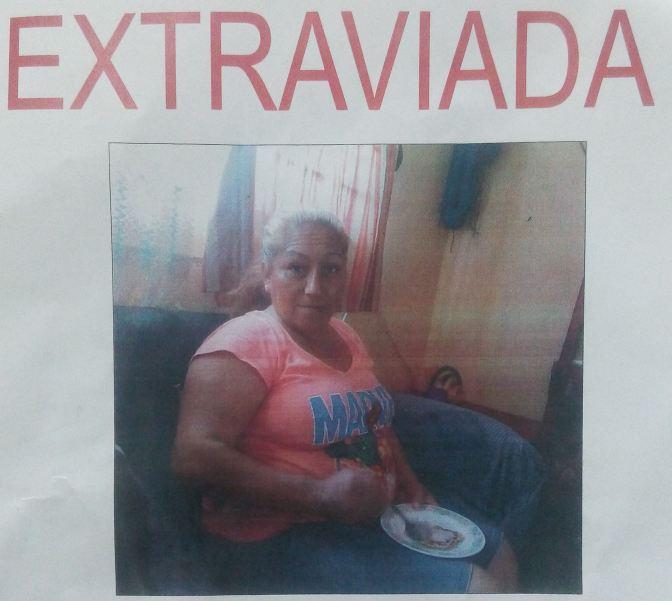 Ayudemos a encontrar a doña Sonia