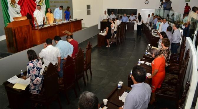 Podrán reelegirse delegados municipales en Tabasco