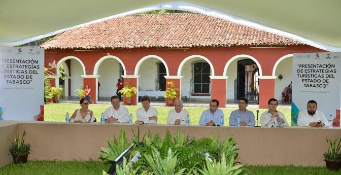 A superar crisis petrolera y fortalecer el turismo en Tabasco