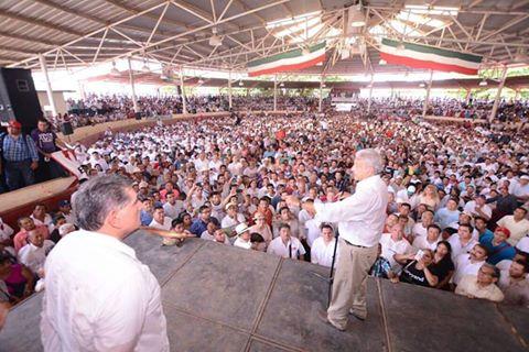 Adán será el candidato de Morena al gobierno en 2018: PRI