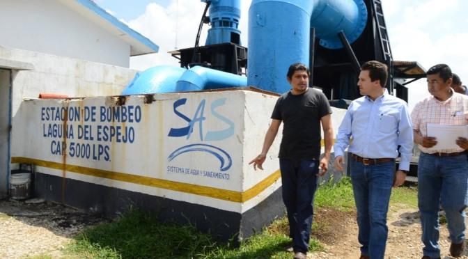 """""""Estamos listos para cualquier emergencia"""": Gerardo Gaudiano"""