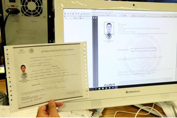 Certificados de primaria y secundaria serán electrónicos y gratuitos en Villa