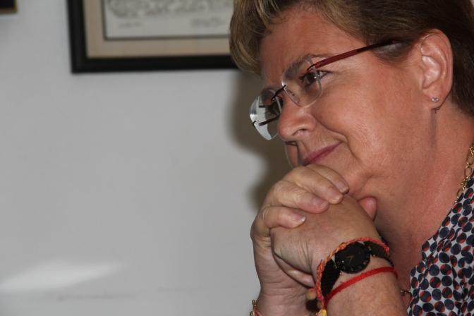 Me veo candidata y lista para gobernar Tabasco: Gina Trujillo
