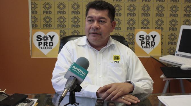 Pide PRD a diputados no especular con regreso del pago de tenencia vehicular