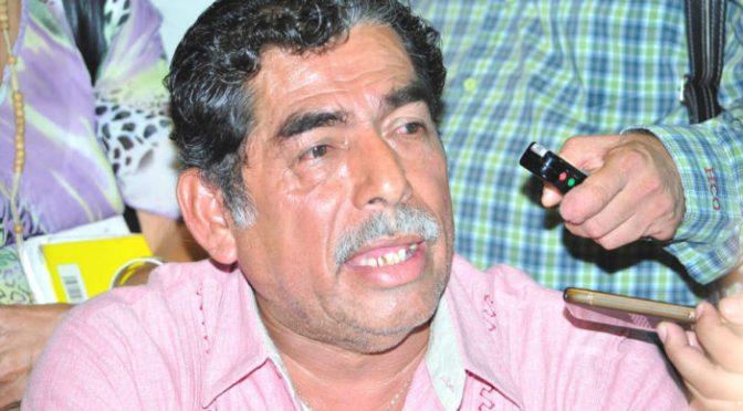 Renuncia diputado José Atila a Morena y acusa que  huye de ex priistas corruptos