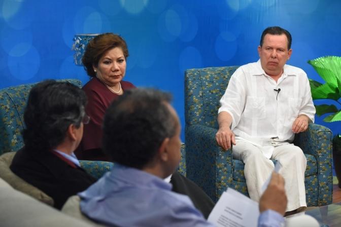 Cuentas claras y finanzas sanas en Tabasco: Amet Ramos Troconis