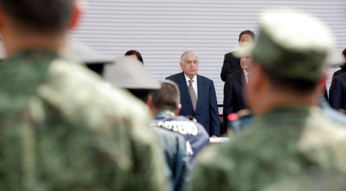 Fuerzas Armadas han apoyado a Tabasco