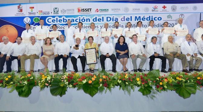 Renovado el Sector Salud en Tabasco