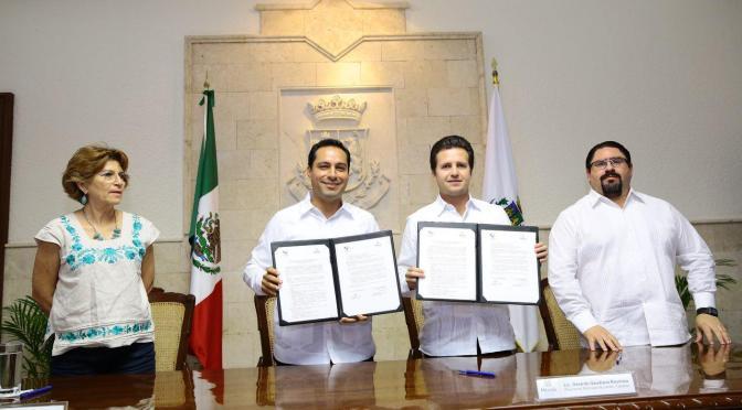 Hermanados Centro y Mérida