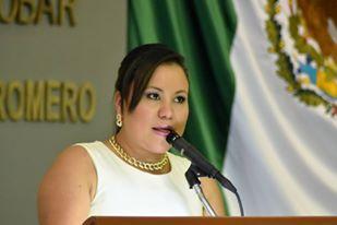 Cabildean diputados solicitar 359 mdp para el 2017, informa Solange Soler