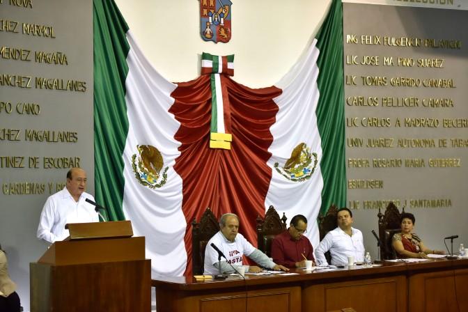 Alianza con ciudadanos ayuda a combatir delitos en Tabasco: Miguel A. Matamoros