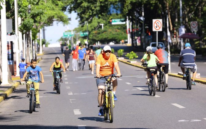 Se suspende Bici Ruta el 1 de enero de 2017