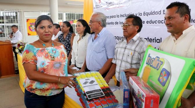 Garantizada educación en Tabasco a  niños migrantes