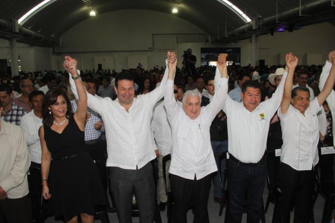 Unidad y solidaridad en PRD, clave para enfrentar 2018: Juan Manuel Fócil Pérez
