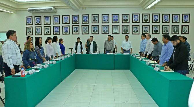 Municipalizan regidores de Centro seis fraccionamientos