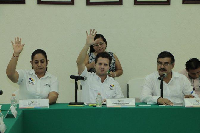 Gobierno de Centro a favor de promover bienestar y apoyar economía familiar