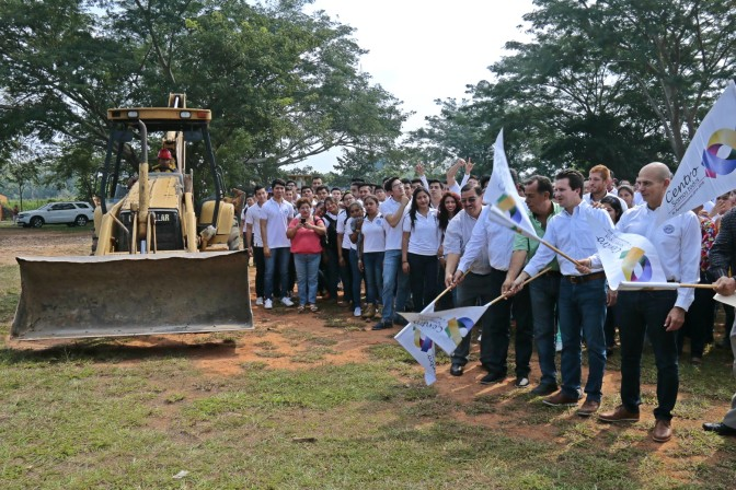 Construirán 15 canchas de fútbol para fomentar deporte en jóvenes de Centro