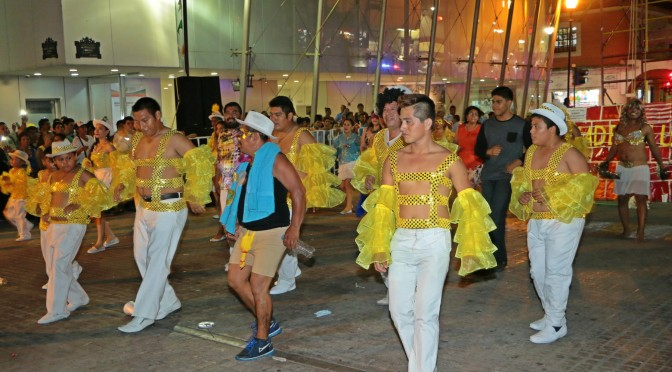 ¡Carnaval en Centro!