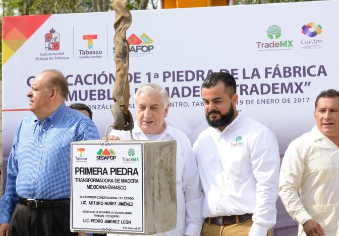 Respalda gobierno de Tabasco proyectos agroindustriales en Centro y Cunduacán