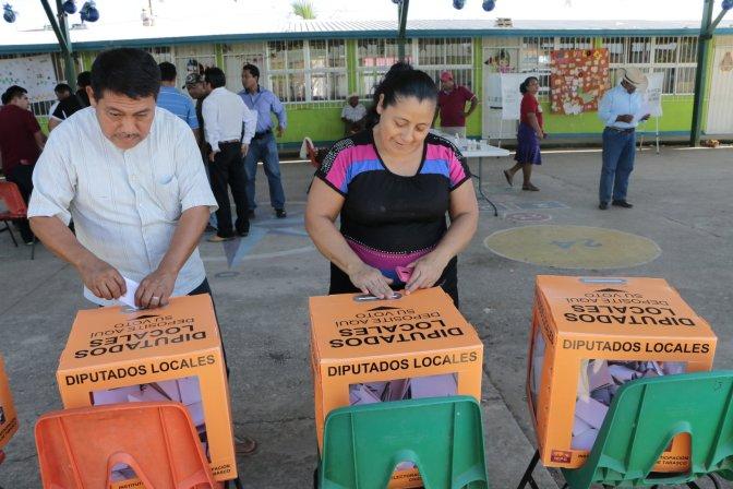 Ciudadanos eligen al director de Asuntos Indígenas del Ayuntamiento de Centro