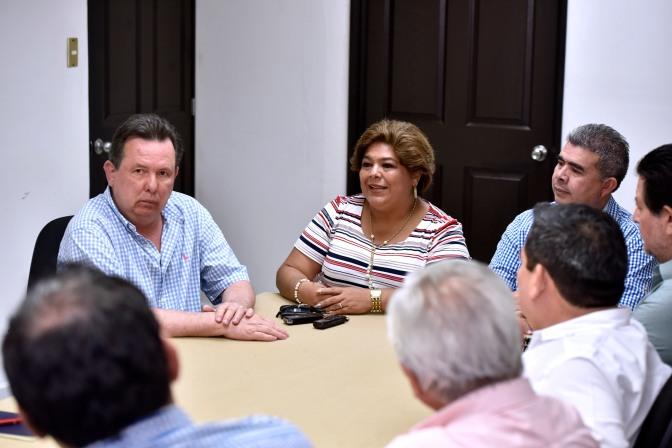 Mas esfuerzos para mejorar servicios del ISSET: Alicia Cabrales