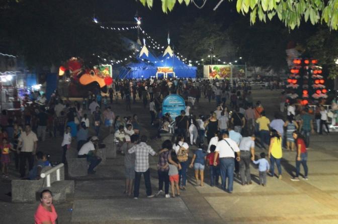 Congrega Festival Navideño a  más  de 300 mil tabasqueños