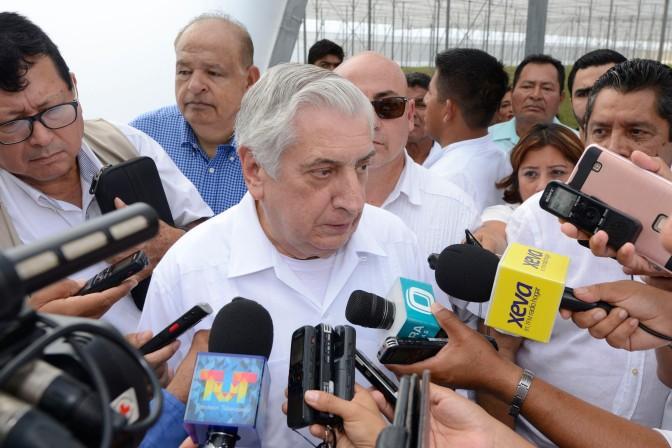 "Va ""Mochila Segura"" en Tabasco por el bien de todos: Arturo Núñez Jiménez"