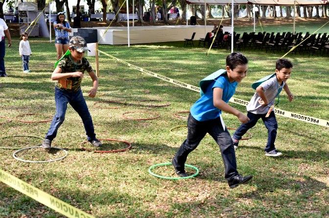 En Festival de Educación ambiental concientizan  a niños en el Yunká