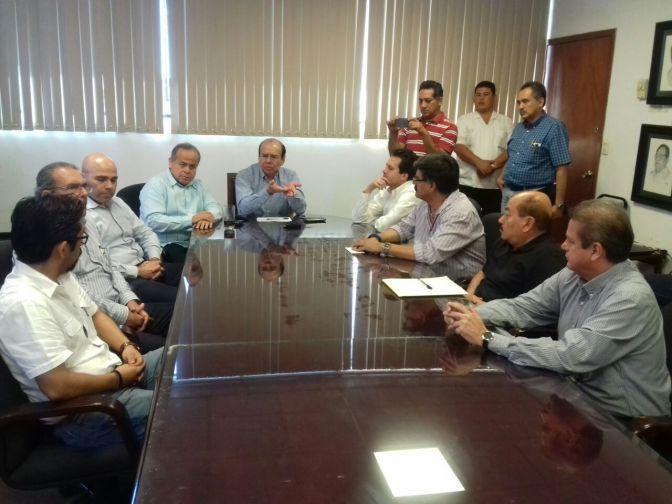 Avanza preparativo para reubicar a locatarios del mercado Pino Suárez