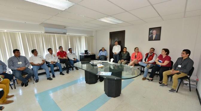 Fortalece gobierno de Tabasco comunicación con Ayuntamientos