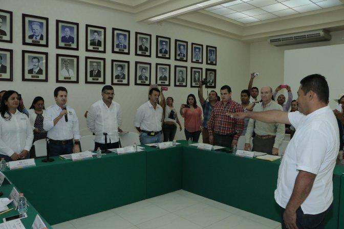 Tiene Ayuntamiento de Centro nuevo regidor y director de Asuntos Indígenas