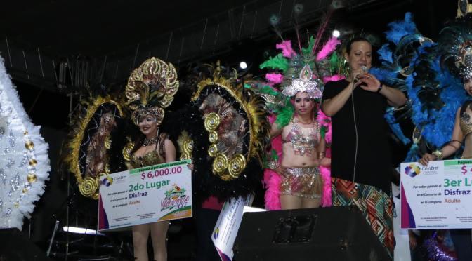 ¡Exitoso Carnaval Villahermosa 2017!