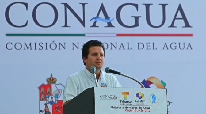 Bienvenida la cooperación de jóvenes técnicos en materia de agua: Gaudiano