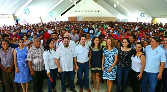 Procura Centro bienestar de familias con empleo temporal en alianza con Sedesol