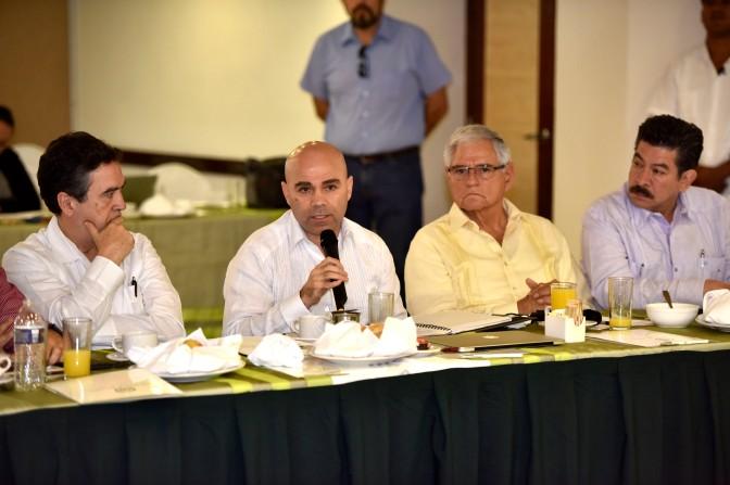 Encabeza Tabasco cruzada nacional   anticorrupción policial