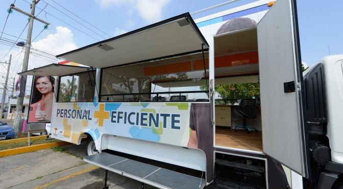 Tramitabus, mejor servicio a contribuyentes tabasqueños