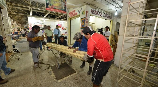Demuelen al Pino Suárez…pero renacerá de los escombros