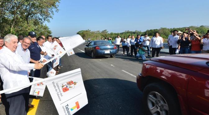Acaba congestionamiento en La Majahua