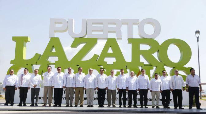 A combatir rezagos con zonas económicas: Arturo Núñez