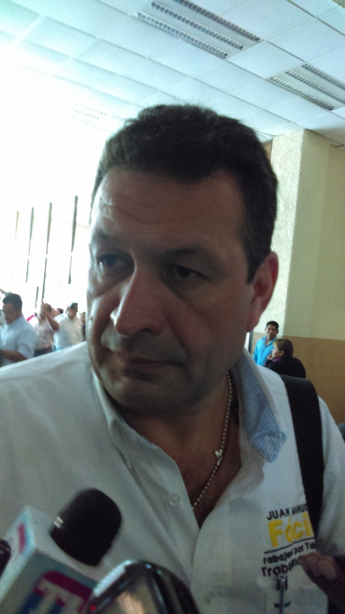 Si algunos militantes se van a Morena, no pasa nada, PRD ganará en 2018: Fócil