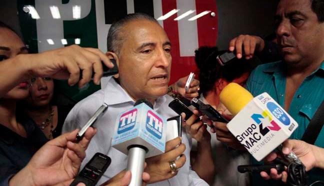 Expulsaremos a priistas que  vayan a evento de Obrador: Miguel Valdivia