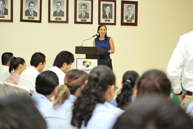 Construimos una sociedad más justa contra discriminación: Xime Martel