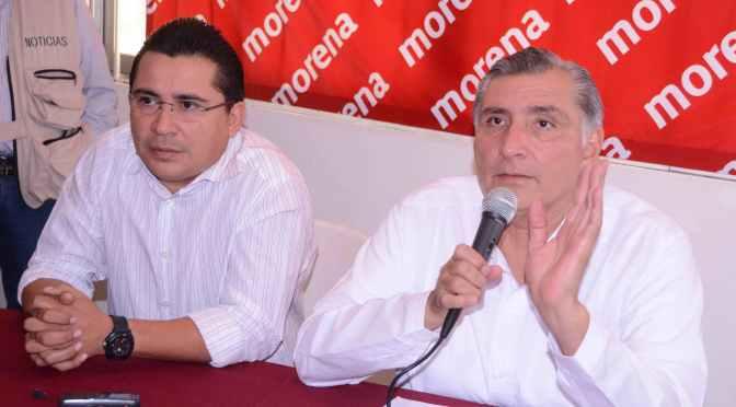 No confiamos en los árbitros electorales, advierte dirigente estatal de Morena